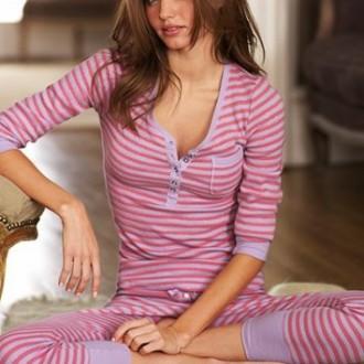 Yazlık Bayan Pijama Modelleri