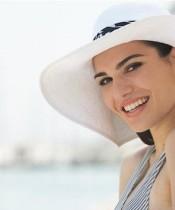 Yazlık Bayan Şapka Modelleri